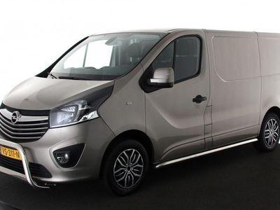 tweedehands Opel Vivaro 1.6 CDTI 115PK L1H1 Sport | Navigatie | 3 Persoons