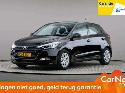 tweedehands Hyundai i20 1.0 T-GDI Comfort, Navigatie € 12.200