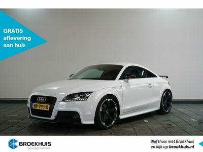 tweedehands Audi TT 1.8 TFSI Pro Line S | Proefrit aan Huis! | S-Line | Stoelverwarming | 19 Inch | Spoiler |