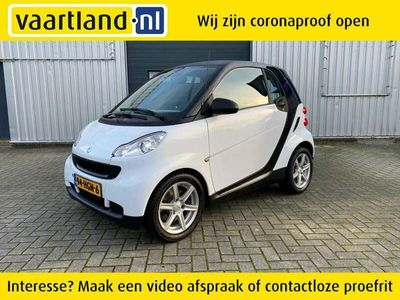 tweedehands Smart ForTwo Coupé 1.0 mhd Pure [Semi Automaat Budget Topper]