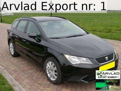 tweedehands Seat Leon 5899 NETTO**2015** 1.6 TDI Ecomotive Reference 201