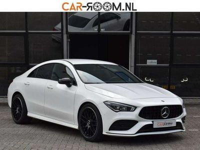 tweedehands Mercedes CLA200 Business Solution AMG ambient light 19Inch