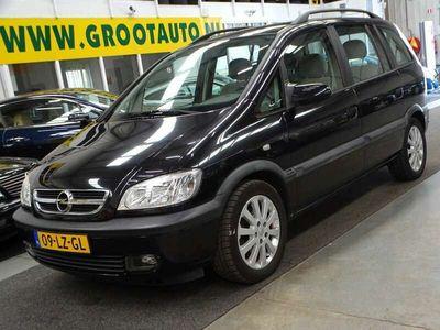 tweedehands Opel Zafira 1.8-16V Elegance Airco, Cruise Control, Stuurbekra