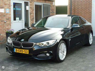tweedehands BMW 428 428 Coupé i High Executive AUTOMAAT, LEER