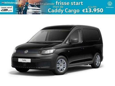 tweedehands VW Caddy Cargo 2.0 TDI Trend 102PK - WORDT VERWACHT