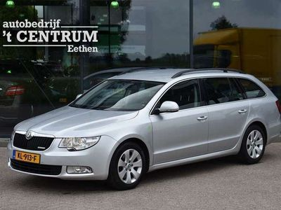 tweedehands Skoda Superb Combi 1.6 TDI Greenline Ambition, Climate Control,