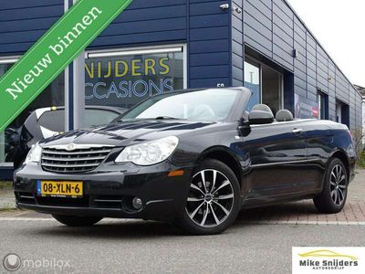 tweedehands Chrysler Sebring Cabriolet 2.7 Touring
