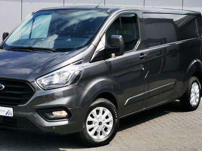 tweedehands Ford Custom Transit2.0 TDCI verlengd L2H1 mooi en compleet