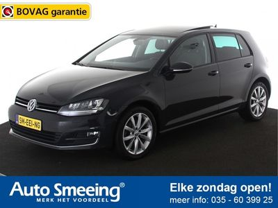 tweedehands VW Golf 1.4 TSI Highline DSG | 150PK | Schuifdak | Xenon |