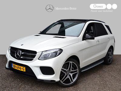tweedehands Mercedes GLE350 d AMG | Nightpakket | Panoramadak | Comand Online | Harman/Kardon | Trekhaak