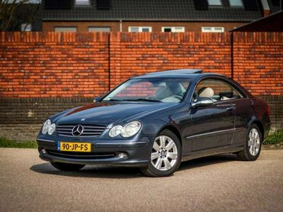 tweedehands Mercedes CLK240 240 Elegance