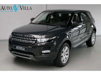 tweedehands Land Rover Range Rover evoque 2.2 eD4 Prestige Panodak - Trekhaak