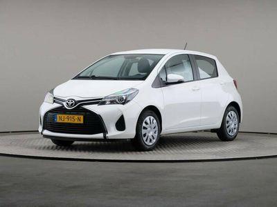 tweedehands Toyota Yaris 1.3 VVT-i Aspiration, € 12.900