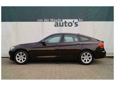 tweedehands BMW 318 3-serie-gt GT d Business Edition Autonaat -NAVI-ECC-
