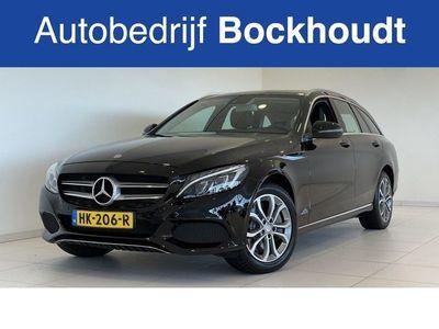 tweedehands Mercedes E350 C-KLASSE Estate 350Lease Edition | Ex BTW | Navigatie