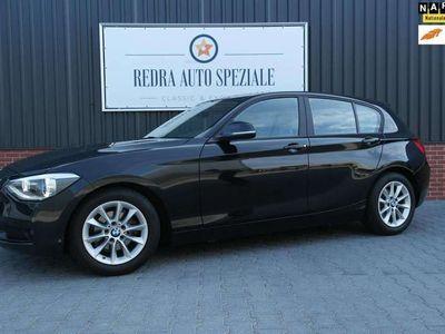 tweedehands BMW 114 114 i EDE High Executive Navi prof, sportstoelen, l