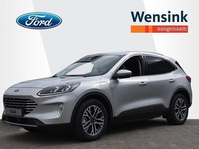 tweedehands Ford Kuga 2.5 PHEV Titanium X | First edition pack | Winter pack | Privacy glass | Navigatie |