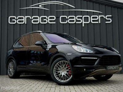 tweedehands Porsche Cayenne Turbo 4.8  Full option Adapt. Cruise 500pk