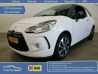 tweedehands Citroën DS3 1.6 VTi So Chic Clima Cruise/PDC/LED