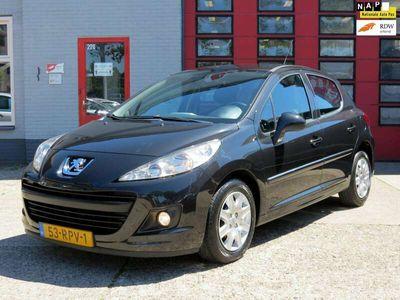 tweedehands Peugeot 207 1.4 VTi // Airco, Nwe Apk 5 DEURS //