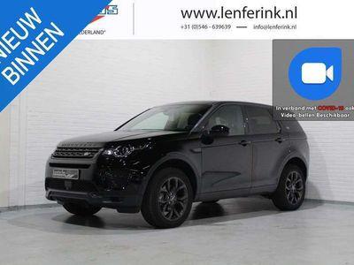 tweedehands Land Rover Discovery Sport 2.0 TD4 SE Grijs Kenteken Adapt. Cruise, Navi, Led