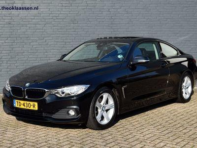 tweedehands BMW 420 4-SERIE Coupé 420 i Centennial High Executive HUD Trekhaak Schuifdak Memory