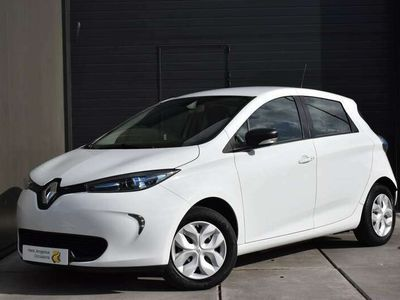 tweedehands Renault Zoe R90 Life 41 kWh   INCL. ACCU   4 % BIJTELLING   NAVI   CLIMATE CONTROL   CRUISE CONTROL   PDC