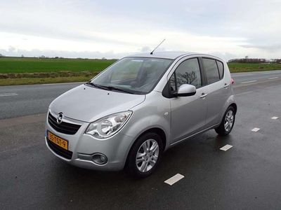 tweedehands Opel Agila 1.0 12V AIRCO TOERENTELLER