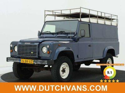 tweedehands Land Rover Defender 2.5 Td5 Hard Top Lang 110 | 1e Eigenaar | Uniek!!!
