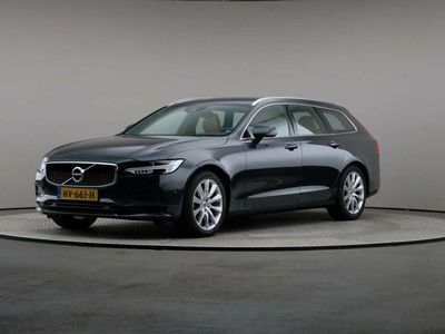 tweedehands Volvo V90 2.0 D4 Momentum, Automaat, LED, Leder, Navigatie