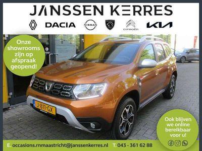 tweedehands Dacia Duster TCe 130 Prestige MediaNav Multimedia en Navigaties