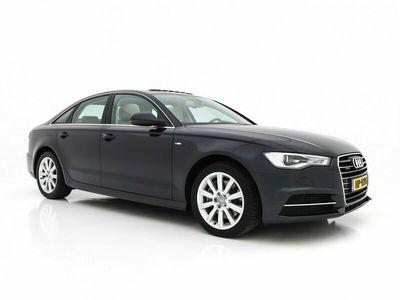 tweedehands Audi A6 2.0 TFSI quattro Premium Edition AUT. *NAVI+VOLLEDER+XENON+ECC+PDC+CRUISE*