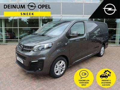 tweedehands Opel Vivaro New 2.0 Dsl 150pk L3H1 Luxe Innovation   Airco   N