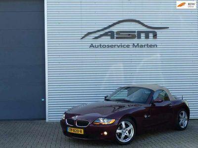tweedehands BMW Z4 Roadster 2.5i Leder Clima Xenon Zeer mooi! 89000km