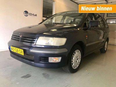 tweedehands Mitsubishi Space Wagon 2.4 GDI GLXi 7p. APK NAP MOOI