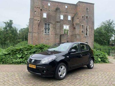 tweedehands Dacia Sandero 1.2 Blackline AIRCO, PDC, APK T/M 22-01-2022!!!!