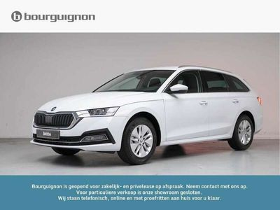 tweedehands Skoda Octavia Combi | 1.0 TSI 110 pk | Business Edition | Virtua