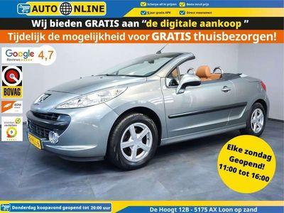 tweedehands Peugeot 207 CC  1.6 VTi