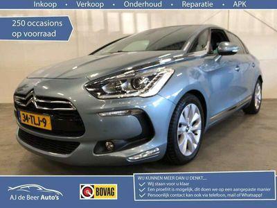 tweedehands Citroën DS5 1.6 TurboHP So Chic Automaat Leder Clima/Nette en