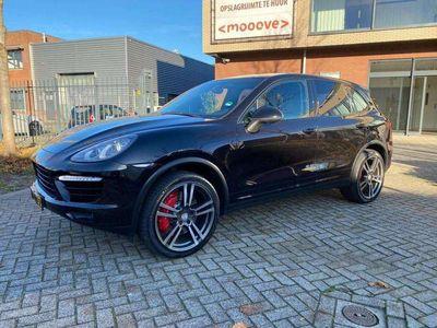 tweedehands Porsche Cayenne Turbo