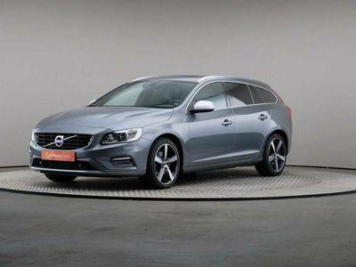 tweedehands Volvo V60 2.0 D4 Business Sport, Automaat, leder, Navigatie, Xenon, Schuifdak, Trekhaak