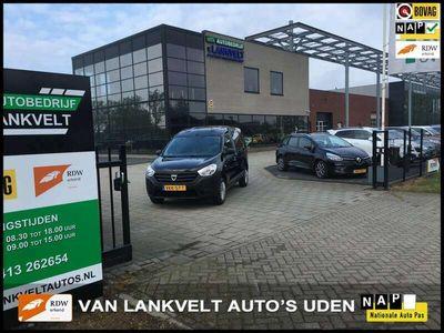 tweedehands Dacia Dokker 1.6 MPI 100 Bestel Benzine 15000km MARGE