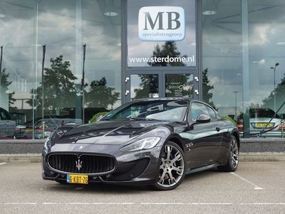 tweedehands Maserati Granturismo 4.7 V8 460PK Sport Alcantara Carbon Evolution inte