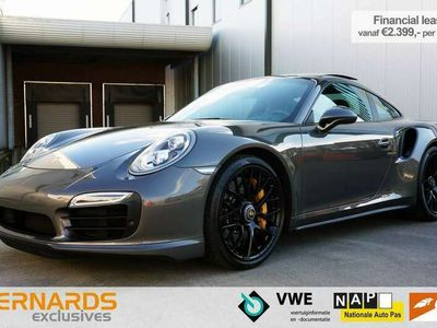tweedehands Porsche 991 991Turbo S Orig. NL *Bose *Panorama *Stoelkoeling