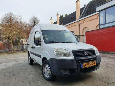 tweedehands Fiat Doblò Cargo 16V CNG / BENZINE Nw APK