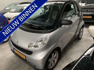 tweedehands Smart ForTwo Coupé 1.0 mhd Pure pano.dak Airco,