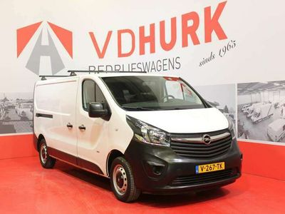 tweedehands Opel Vivaro 1.6 CDTI 146 pk L2H1 PDC/Trekhaak/Airco/Dakdragers