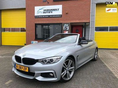 tweedehands BMW 435 435 Cabrio i High Executive.M-pakket.automaaat.memo