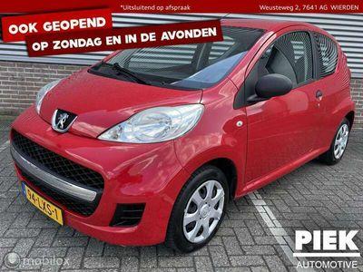 tweedehands Peugeot 107 1.0-12V Sublime APK 05-2022, TOPSTAAT