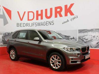 tweedehands BMW X5 xDrive30d Grijs Kenteken Leder/Xenon/Navi/Climate